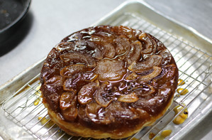Invisible Kitchen Special Recipe – Apple Tart Tatin