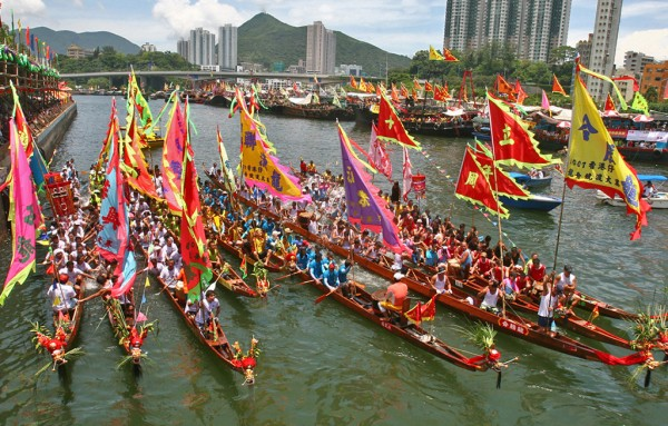 WEB_PHOTO_DRAGON_BOAT_RACING_FIVE Dragon Boat Festival Hong Kong - Workout Food Tips