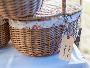 Bespoke Picnic baskets