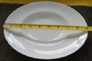 """Ceramic-White-Round-Soup-plate-9""""-⌀--300x200 Gift Hampers"""