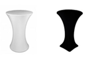 Cocktail-table-with-table-cloth-black-or-white-300x200 Gift Hampers